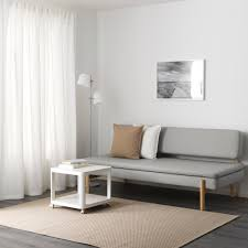 minimalist furniture. Minimalist Furniture. Ypperlig-three-seater-sofa-bed Furniture M