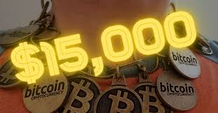 New crypto customers earn a $250 bitcoin bonus in may. Bitcoin Hits 15 000 Here Comes The Fomo Coindesk