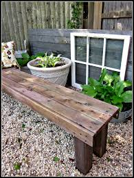 Small Picture The 25 best Pallet benches ideas on Pinterest Pallet bench
