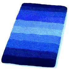 blue bathroom rug navy bathroom rug blue bath rugs navy bathroom set striped plush rug in