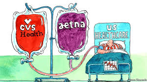 Vertical Merger Example A Merger Between Cvs Health And Aetna Could Be What The Doctor