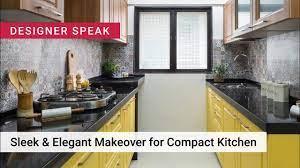 This Vastu Compliant Kitchen In Bandra Mumbai Is High On Storage Youtube