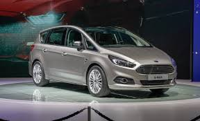 new car launches europe 2015Ford Debuts AllNew SMax Family MPV in Paris  News  Car and