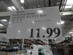 mohawk madison collection area rug costco 1