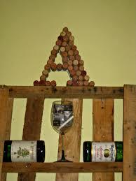 Furniture Pallet Wine Rack New Make A Wooden Pallet Wine Rack