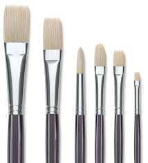 utrecht natural chungking pure bristle brushes are handmade using only the highest quality natural chinese chungking hog bristles