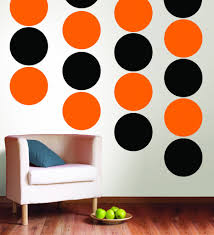 Orange Bedroom Decorating Orange Wall Decor Cute For Your Inspirational Home Decorating With