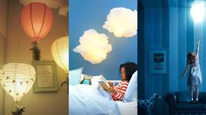 fun lighting for kids rooms. Hanging Lights For Kids Room And 6 Fun Lighting Ideas Your Screed With Collage E1438008229466 889x500px Rooms X