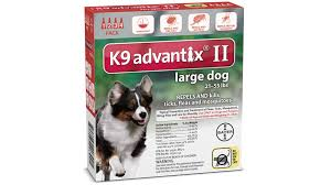 K9 Advantix Ii Dosage Fleascience