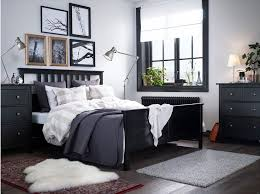 black white bedroom furniture. hemnes collection black u0026 white bedroom from ikea furniture b