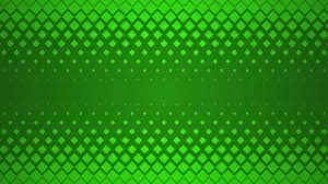Abstract Pattern Custom Repeating Green Square Pattern Design Computer Generated Seamless