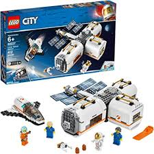 LEGO City Space Lunar Space Station 60227 Space ... - Amazon.com