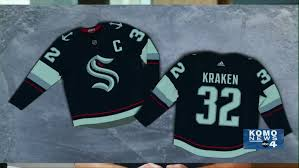 The upstart seattle kraken built their roster within on wednesday, selecting a player from every team except the vegas golden knights as part of the nhl expansion draft. Seattle Kraken Name Logo Unveiled As Fans Sound Off Komo