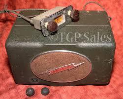 motorola car radios. antique motorola model 45 radio - 1937 vintage car radios