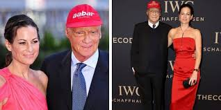 It would have been wrong to take advantage of the accident to make him stop. Birgit Wetzinger Wiki Niki Lauda Wife Age Kids Net Worth Family Bio