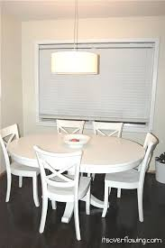 turning tables kitchen nook dining as crate and barrel pedestal table