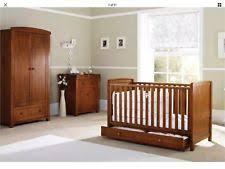 silver nursery furniture. Silver Cross Dorcester Nursery Furniture Set