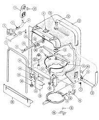 Maytag model dwu7400aax dishwasher genuine parts frigidaire dishwasher parts diagram dishwasher diagram parts