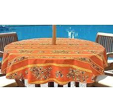 patio tablecloth with umbrella hole vinyl patio tablecloth umbrella hole zipper red white cabana round patio patio tablecloth with umbrella hole round