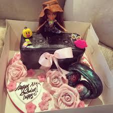 birthday cake for girls 23.  Girls DJ Cuppyu0027s 23rd Birthday Cake Photos  Celebrities Nairaland In For Girls 23