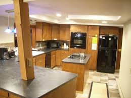 remarkable kitchen lighting ideas black refrigerator. wallpaper remarkable kitchen lighting ideas with black refrigerator and brown cabinet september 15 2016 download 2560 x 1920 baytownkitchen