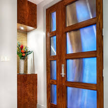 whole tempered glass inserts solid double wood doors exterior