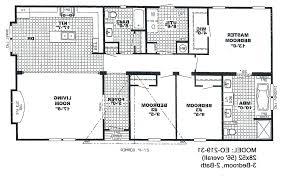 2 Bedroom Mobile Home Luxury Double Wide Trailer 3 Bedroom 2 Bath Mobile  Home Floor Plans Triple Wide Mobile Homes 2 Bedroom 2 Bath Double Wide  Floor Plans ...