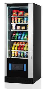 Vending Machine Design Delectable GSnack Design SS48 Slave Vending Machine Combi VendingSnacks