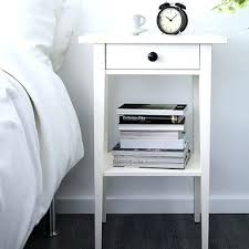 bedside table ikea white round tables