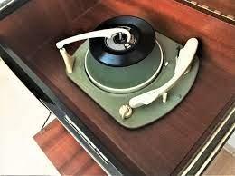 Almanya Üretimi Mobilyalı Müzik Seti - Antik Kuntik