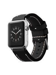 <b>Ремешок</b> для умных часов <b>Leather Band</b> for Apple <b>Watch</b> 42/44мм ...