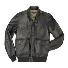 lightweight pilot a 2 flight jacket