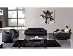 modern black leather couches. Modern Black Leather Couches C