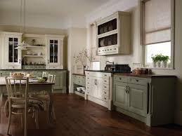 Kitchen With Hardwood Floor  Kassus - Wood floor in kitchen