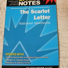 spark notes the scarlet letter d0a c f156eecee33