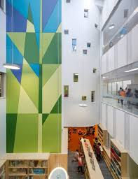 Interior Design Schools Interesting Gallery Of Woodland Elementary School HMFH Architects 48