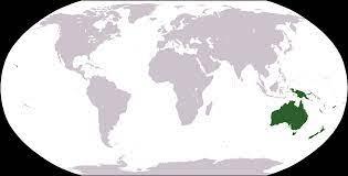 Oceania – Wikipedia, wolna encyklopedia