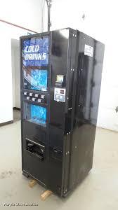 Used Vending Machines Wichita Ks Adorable DixieNarco DN48ES4848 Drink Vending Machine Item DC48