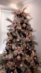 silver christmas tree baubles beautiful white and gold christmas tree decorations new rose gold gold and