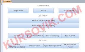 Информационная система автоматизации работы магазина бытовой  Информационная система автоматизации работы магазина бытовой техники