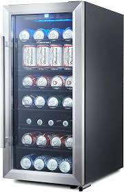 drink refrigerator glass door can capacity mini fridge with glass door and handle used beverage refrigerator