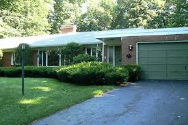 mid century modern front porch. The Entrance To Cindy\u0027s 1963 House \ Mid Century Modern Front Porch I