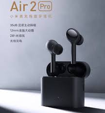 <b>Наушники Xiaomi Mi</b> True Wireless Earphones Air 2 Pro с ...