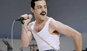 Bohemian Rhapsody Brian May reveals HORROR watching Rami Malek as ...