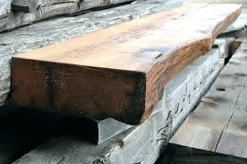 antique wooden fireplace mantel wood mantels shelves custom tiger oak