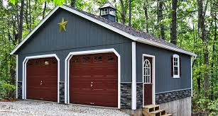 average cost build a garage garages two car story raised roof double