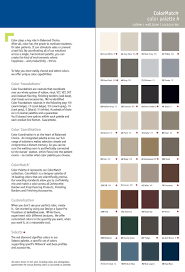 Guide To Color Our System Makes It Easy To Coordinate