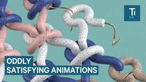 Animations Graphics Motion Graphics Designer Makes Satisfying Animations