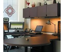 wall mounted office. Office Hanging Cabinets Overhead Cabinet Wall Mounted Workspaces U