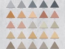 Colour Selector Colour Crete